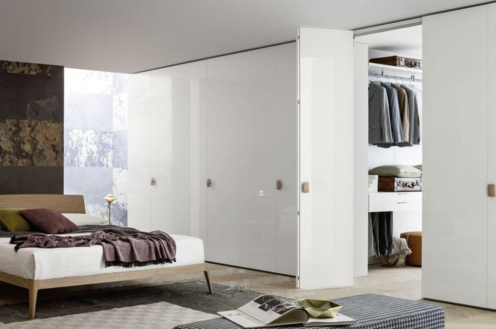 Mobili camera letto moderne e tradizionali Treviso Vicenza | Agnolin